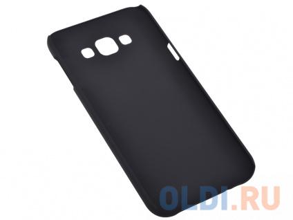 Фото «Чехол-накладка для Samsung Galaxy E7 DF sSlim-09 Black» в Новосибирске