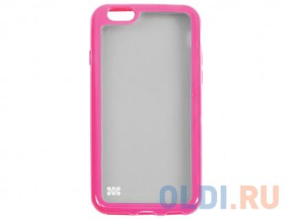 Фото «Чехол-накладка для iPhone 6 Promate Amos-i6 Pink» в Новосибирске