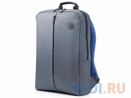"""Фото «Рюкзак для ноутбука 15.6"""" HP K0B39AA синтетика серый» в Москве"""