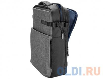 """Фото «Рюкзак для ноутбука 15.6"""" HP L6V66AA Signature Backpack серый/черный» в Новосибирске"""