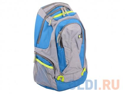 Фото «Рюкзак для ноутбука HP 15.6 Outdoor Sport BP grey blue (F4F29AA)» в Москве