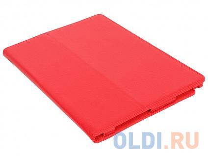 "Фото «Чехол-книжка для Lenovo IdeaTab 2 A10-30 10"" IT BAGGAGE Red» в Санкт-Петербурге"