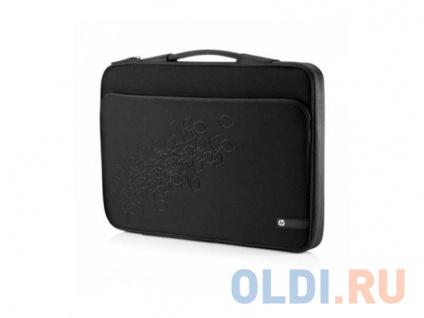 """Фото «Сумка для ноутбука 16"""" HP Notebook Sleeve DF черный WU673AA» в Москве"""