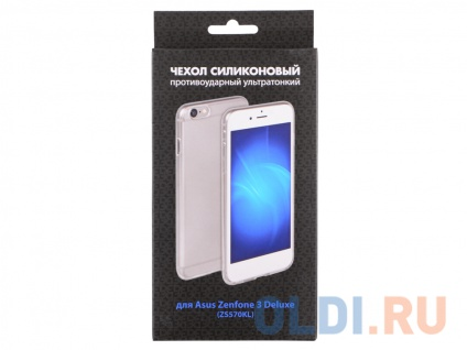 Фото «Чехол-накладка для ASUS Zenfone 3 Deluxe (ZS570KL) DF aCase-24» в Новосибирске