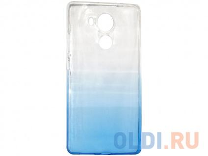 Фото «Чехол-накладка для Huawei MATE 8 IQ Format Blue» в Москве