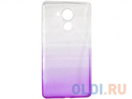 Фото «Чехол-накладка для Huawei MATE 8 IQ Format Violet» в Москве