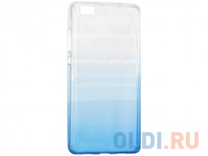 Фото «Чехол-накладка для Huawei P8 Lite IQ Format Blue» в Москве