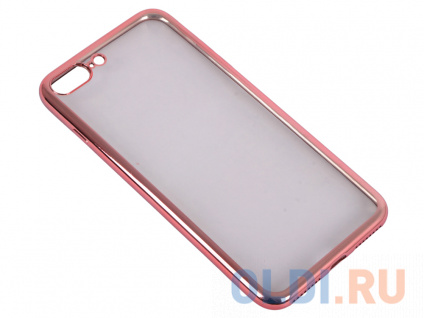 Фото «Чехол-накладка для iPhone 7 Plus DF iCase-09 Rose gold» в Москве