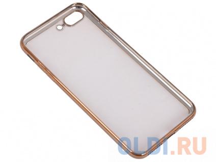 Фото «Чехол-накладка для iPhone 7 Plus DF iCase-09 Gold» в Новосибирске