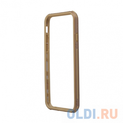 Фото «Бампер для iPhone 6/6s LP HOCO Shock Proof Silicon Bumper Case Gold» в Екатеринбурге