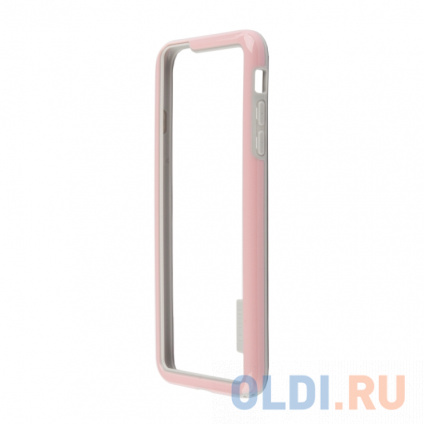 Фото «Бампер для iPhone 6/6s Plus LP HOCO Coupe Series Double Color Bracket Bumper Case Pink» в Ростове-на-Дону