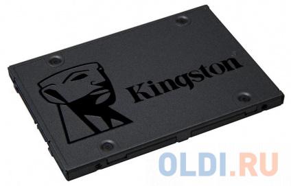 "Фото «Твердотельный накопитель SSD 2.5"" 240Gb Kingston SATA3 SSDNow A400» в Москве"