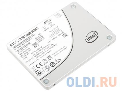 Фото «SSD накопитель Intel SSDSC2KB480G701 956899 480GB» в Москве