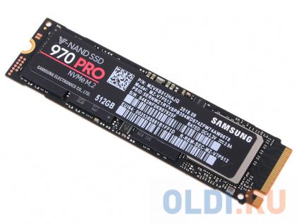 Фото «Твердотельный накопитель SSD M.2 NVMe 512GB Samsung 970 PRO» в Ростове-на-Дону