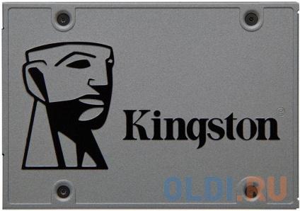 "Фото «Твердотельный накопитель SSD 2.5"" 120 Gb Kingston SATA 3 UV500 (R520/W320MB/s)» в Ростове-на-Дону"