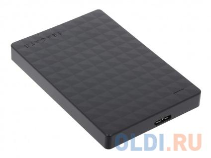 Фото «Внешний жесткий диск 1Tb Seagate STEA1000400 Expansion Black» в Санкт-Петербурге