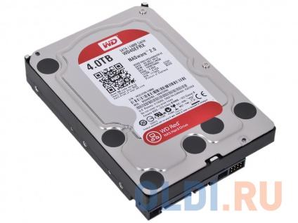 Фото «Жесткий диск 4Tb Western Digital WD Red WD40EFRX (SATA III, for NAS)» в Новосибирске