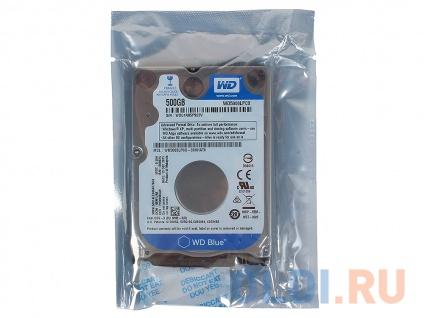 Фото «Жесткий диск Western Digital Blue WD5000LPCX 500Gb» в Новосибирске
