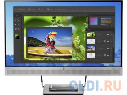 "Монитор HP EliteDisplay S240uj 23.8"" серебристый"