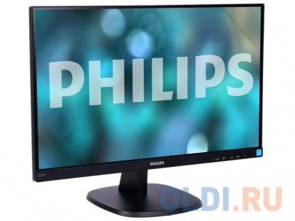 """Фото «Монитор 21.5"""" Philips 223V7QSB/00(01) Black» в Санкт-Петербурге"""