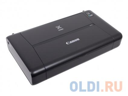Фото «Принтер Canon IP-110 w/b струйный» в Екатеринбурге
