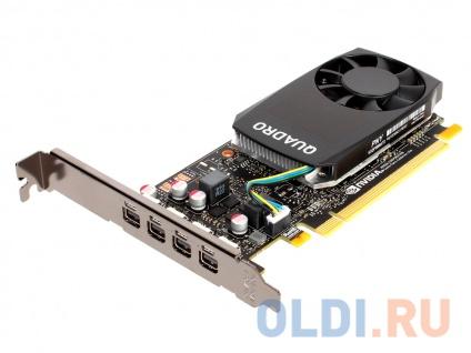 Фото «Проф видеокарта PNY nVidia Quadro P600 VCQP600DVIBLK-1 2Gb 1300Mhz» в Москве