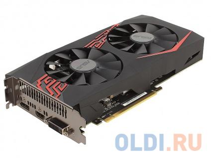 Фото «Видеокарта 4Gb PCI-E ASUS EX-RX570-O4G» в Нижнем Новгороде