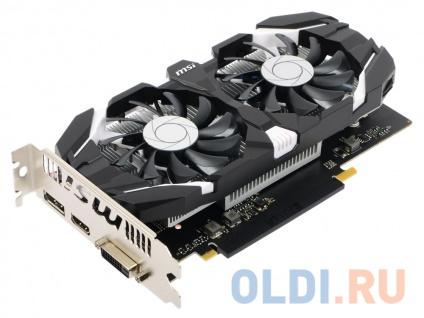Фото «Видеокарта MSI GeForce GTX 1050 2G OCV1 2Gb 1404Mhz» в Екатеринбурге