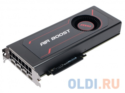 Фото «Видеокарта MSI Radeon RX Vega 56 Air Boost 8G OC 8GB 1181 MHz» в Москве