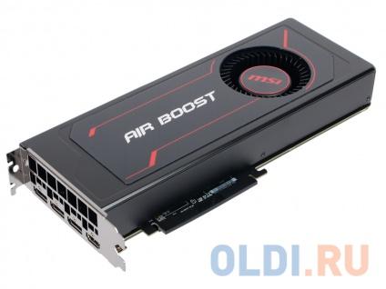 Фото «Видеокарта MSI Radeon RX Vega 56 Air Boost 8G OC 8GB 1181 MHz» в Нижнем Новгороде