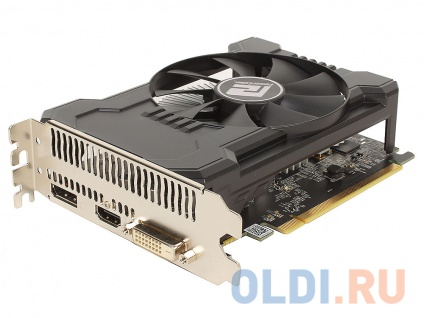 Фото «Видеокарта 2Gb PCI-E PowerColor Red Dragon Radeon RX 550 OC V3 (AXRX 550 2GBD5-DHA/OC)» в Москве