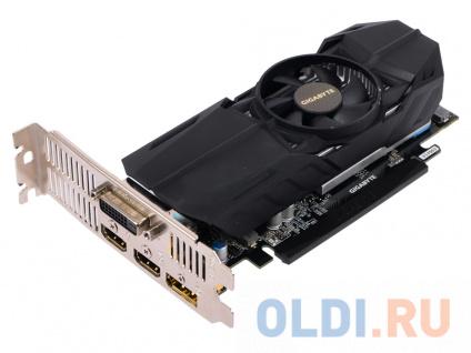 Фото «Видеокарта GIGABYTE GeForce GTX 1050 Low Profile 2G GV-N1050-2GL 2GB 1354 MHz» в Москве