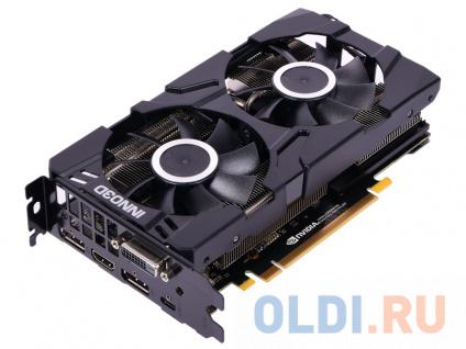 Фото «Видеокарта 8Gb PCI-E Inno3D GeForce RTX 2070 Twin X2 N20702-08D6-1160VA22» в Москве