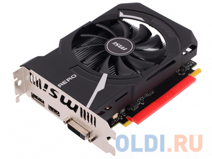 Фото «Видеокарта 4Gb PCI-E MSI GeForce GTX 1050 Ti AERO ITX 4G OC» в Ростове-на-Дону