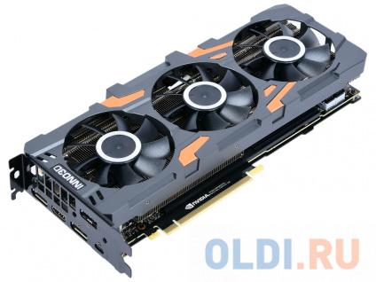 Фото «Видеокарта 8Gb PCI-E Inno3D GeForce RTX 2080 Gaming OC X3 N20803-08D6X-1180VA24» в Новосибирске