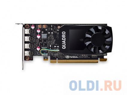 Фото «Проф видеокарта 4Gb PCI-E PNY nVidia Quadro P1000» в Москве