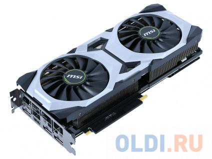 Фото «Видеокарта MSI GeForce RTX 2080 SUPER VENTUS OC 8Gb 1515 MHz» в Нижнем Новгороде