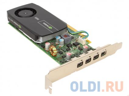 Фото «Профессиональная видеокарта PNY NVIDIA NVS 510 VCNVS510DVI-PB 2GB 850 MHz» в Москве