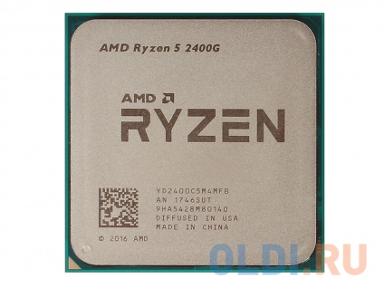 Фото «Процессор AMD Ryzen 5 2400G OEM» в Ростове-на-Дону
