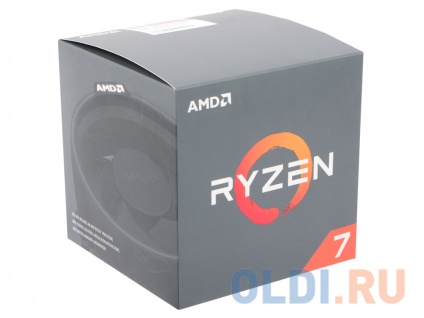 Фото «Процессор AMD Ryzen 7 2700 BOX» в Ростове-на-Дону