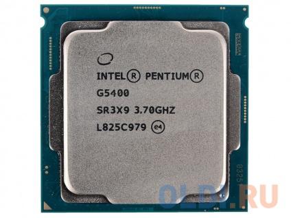Фото «Процессор Intel Pentium Gold G5400 OEM» в Новосибирске