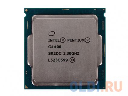 Фото «Процессор Intel® Pentium® G4400 OEM» в Санкт-Петербурге