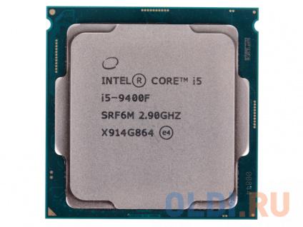 Фото «Процессор Intel Core i5-9400F OEM» в Новосибирске