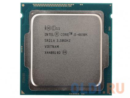 Фото «Процессор Intel Core i5-4690K OEM» в Ростове-на-Дону