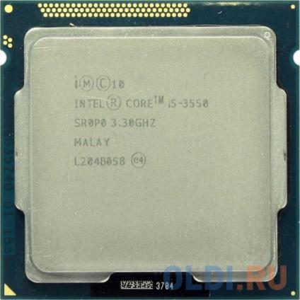 Фото «Процессор Intel Core i5-3550S 3.7GHz 6Mb Socket 1155 OEM» в Ростове-на-Дону
