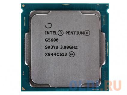 Фото «Процессор Intel Pentium Gold G5600 OEM» в Москве