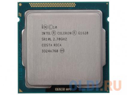 Фото «Процессор Intel Celeron G1620 OEM» в Москве