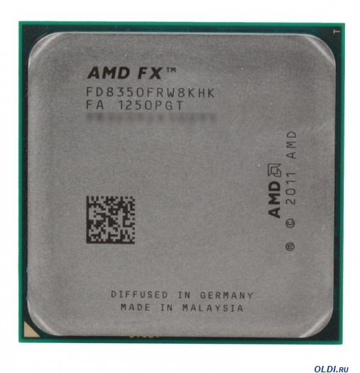 Фото «Процессор AMD FX-8350 OEM» в Ростове-на-Дону