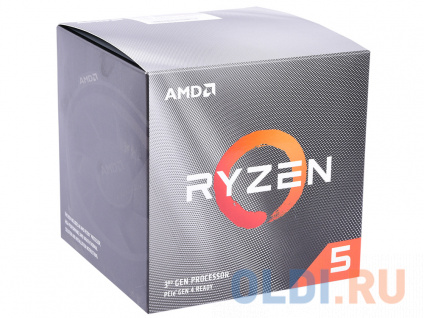 Фото «Процессор AMD Ryzen 5 3600X BOX Wraith Spire cooler» в Нижнем Новгороде